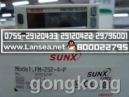 神视  流量传感器FM-252-4-P