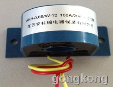 安科瑞  AKH-0.66W-12系列微型電流互感器