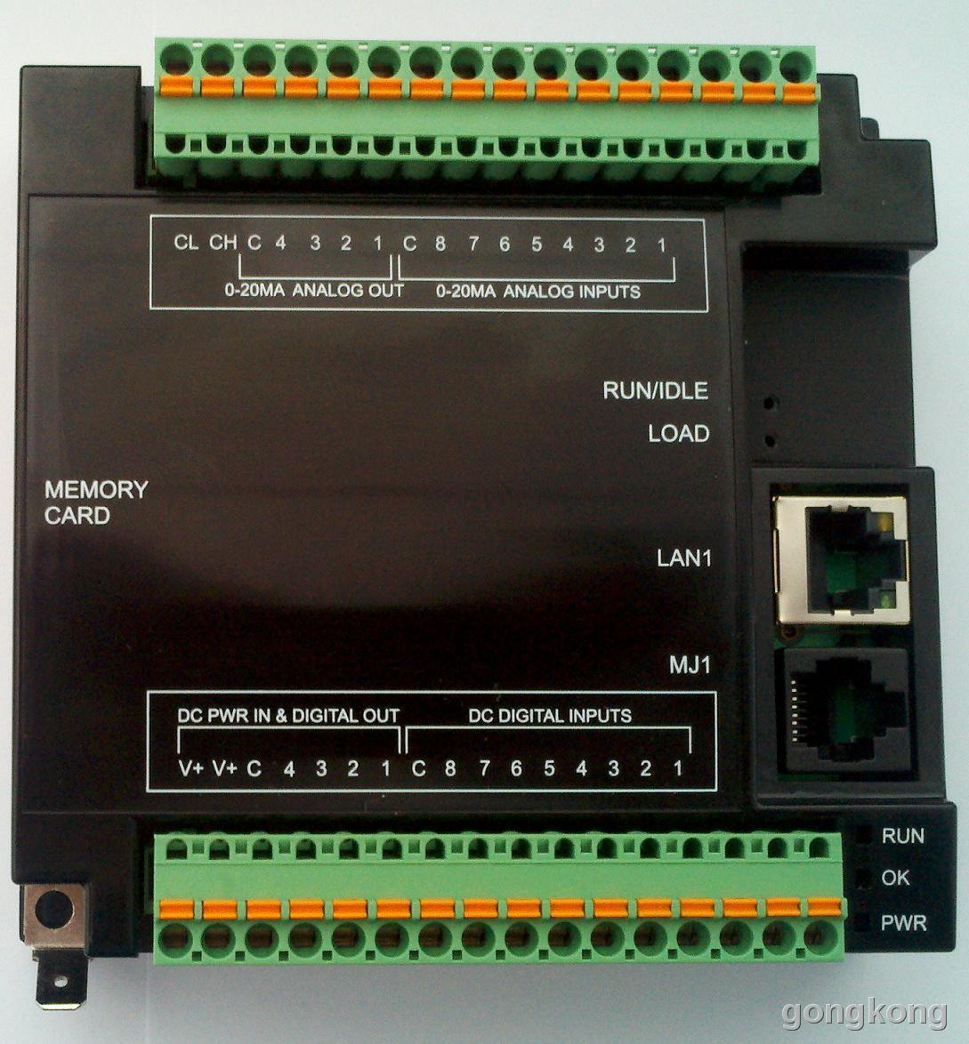 浩纳尔 RCC系列控制器