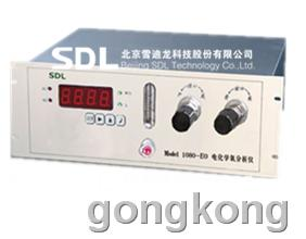 雪迪龙  MODEL1080-EO电化学氧分析仪