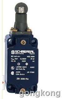 施迈赛 ZR335-02Z-M20限位开关
