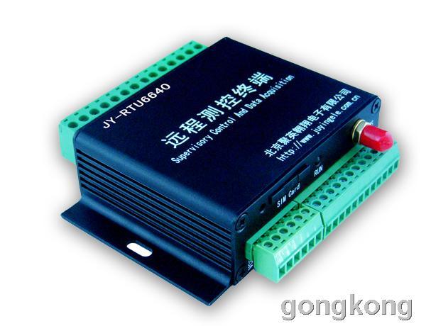 聚英电子 GPRS自动回传RTU测控终端