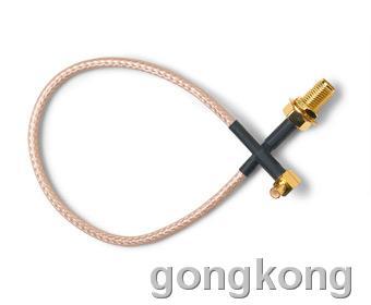 MCX-Bulkhead 线缆
