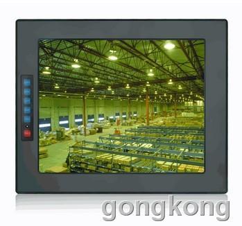奇创彩晶 HDMI/DVI工业显示器/15寸嵌入式工业显示器