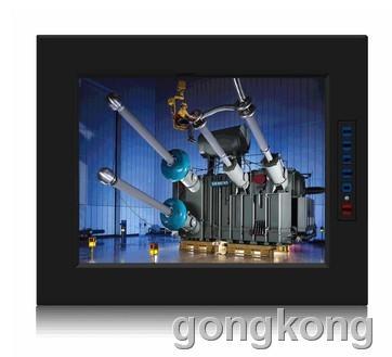 奇创彩晶 工业计算机显示器/12.1寸嵌入式工业显示器