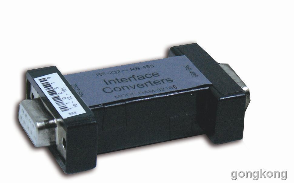 ART-阿尔泰科技DAM-3216C-RS232转RS485接口转换器
