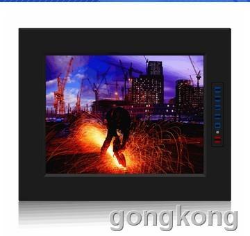 奇创彩晶 LED背光工业显示器/10.4寸嵌入式工业显示器