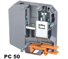 高正 PC50 轨道式接线端子