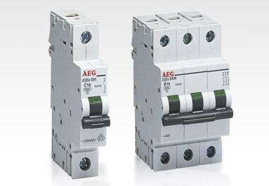 AEG E90系列 標準型微型斷路器