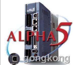 富士 ALPHA5-Smart系列AC伺服系统