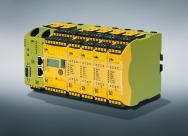 皮尔磁  PNOZmulti2安全控制器