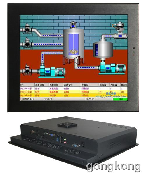 宏国兴胜 19寸工业触摸平板电脑  AWS-190TE-I3
