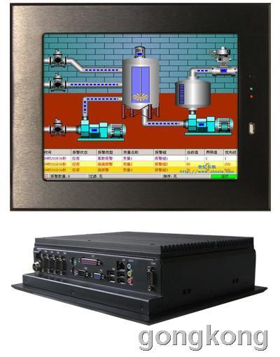 宏国兴胜12寸工业触摸平板电脑 AWS-121T-525