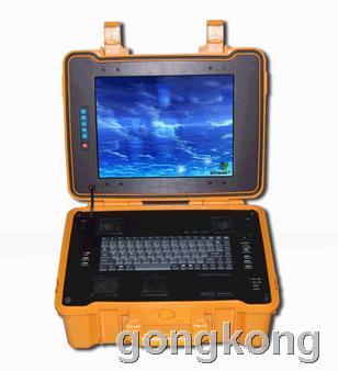 奇创彩晶 机箱工业电脑安全箱(4618橙色)