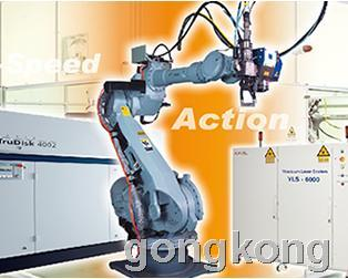 Mirle-盟立 机电产业机器人