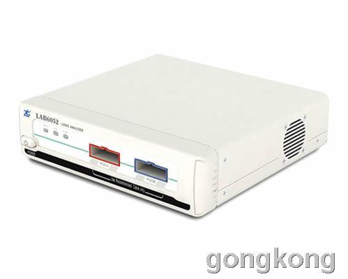 致远电子 LAB6000系列高性能型逻辑分析仪