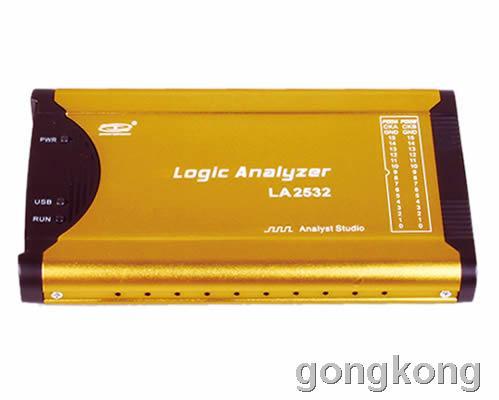 致远电子 LA2000系列高性能型逻辑分析仪