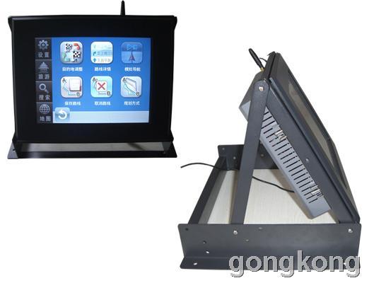 宏国兴胜 12寸工业触摸平板电脑121TE-3G GPS