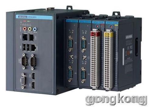 研华 可编程自动化控制器APAX-6572
