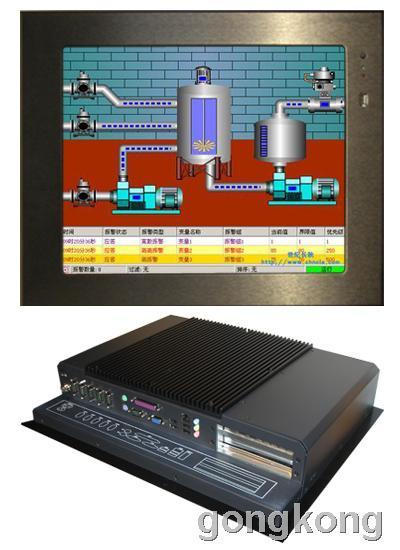 宏国兴胜17寸工业触摸平板电脑AWS-170TE-525