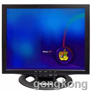 奇创彩晶 15寸LED15寸商用显示器(10系列)QC-150CP10T