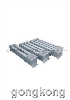 上海鹰峰 铝壳多联体电阻器