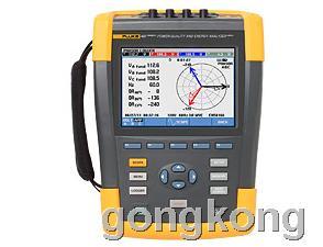 Fluke 437 系列 II 400Hz 电能质量和能量分析仪