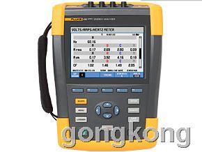 Fluke 434 系列 II 电能量分析仪