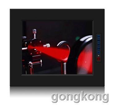 奇创彩晶  超薄15寸嵌入式工业显示器