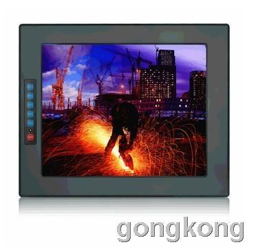 奇创彩晶 防尘12.1寸嵌入式工业显示器
