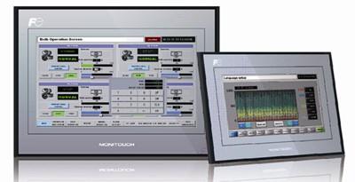 FUJI-富士 POD/MOITOUCH「TECHNOSHOT」系列 可程式显示器(HMI)