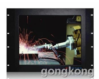 奇创彩晶 抗震17寸上架式工业显示器QC-170IPR10T