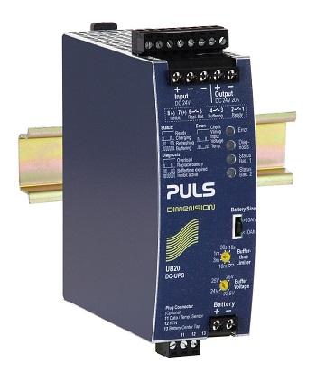 PULS普尔世 UB20 直流不间断电源