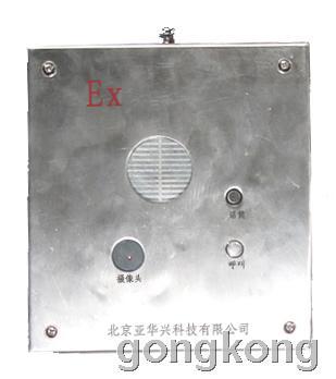 亚华兴 防爆IP监视分机YHX-14CB