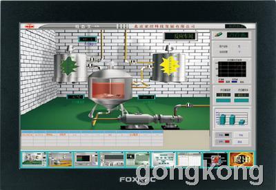 KPC系列工业平板电脑FOXKPC-190EL