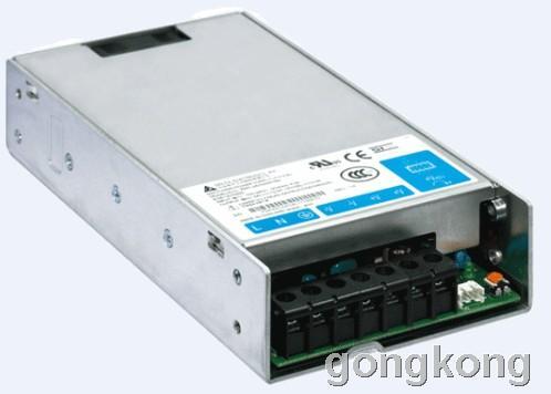 台达开关电源(PMC平板系列24V/5V双输出)PMC-DSPV100W1A