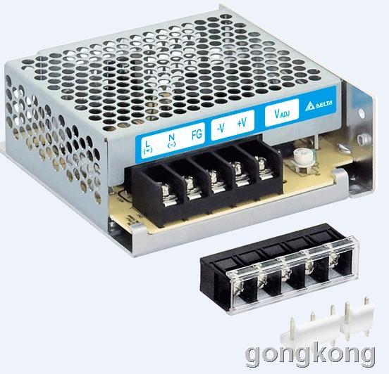 台达开关电源(PMT平板系列)PMT-24V035W1AA