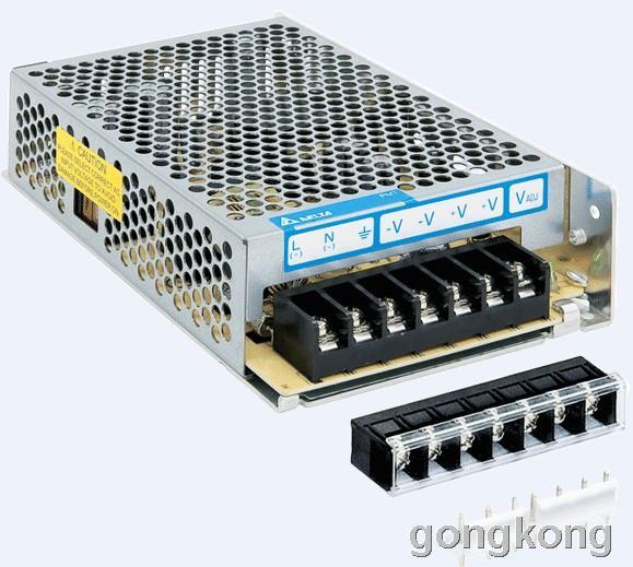 台达开关电源(PMT平板系列)PMT-24V150W1AA