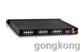 东土 SICOM6424SM  3层骨干网工业以太网交换机