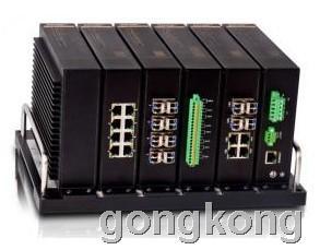 东土 SICOM6000  3层骨干网工业以太网交换机