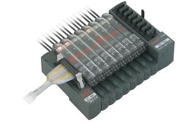 松下电器   SC连接用传感器单元对应MIL连接器