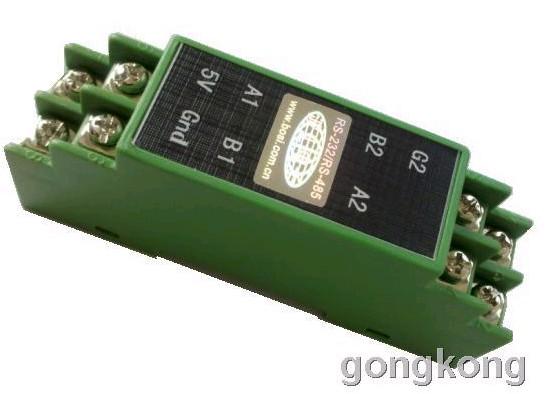 导轨RS-485光隔中继器DG485A