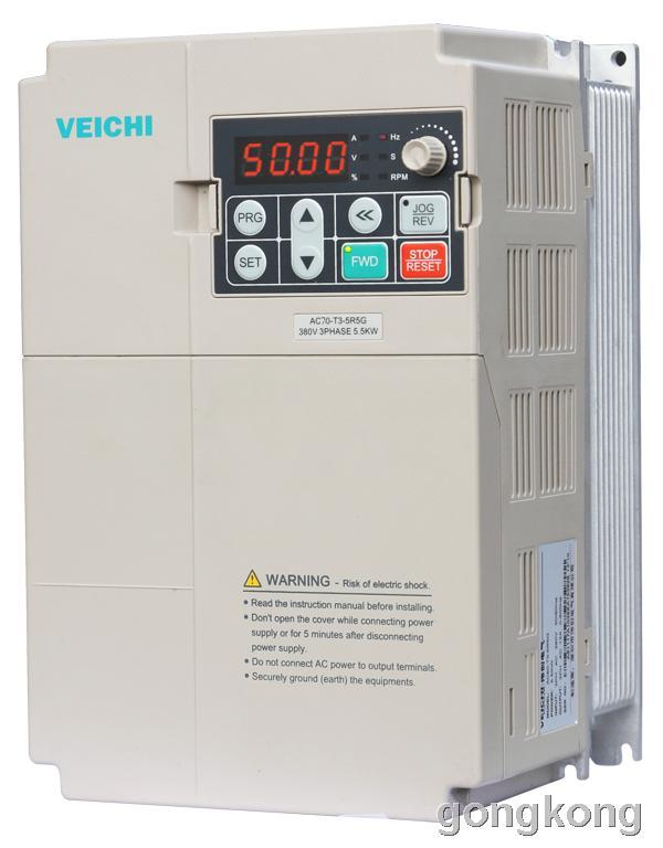伟创 AC80T回转专用系列变频器