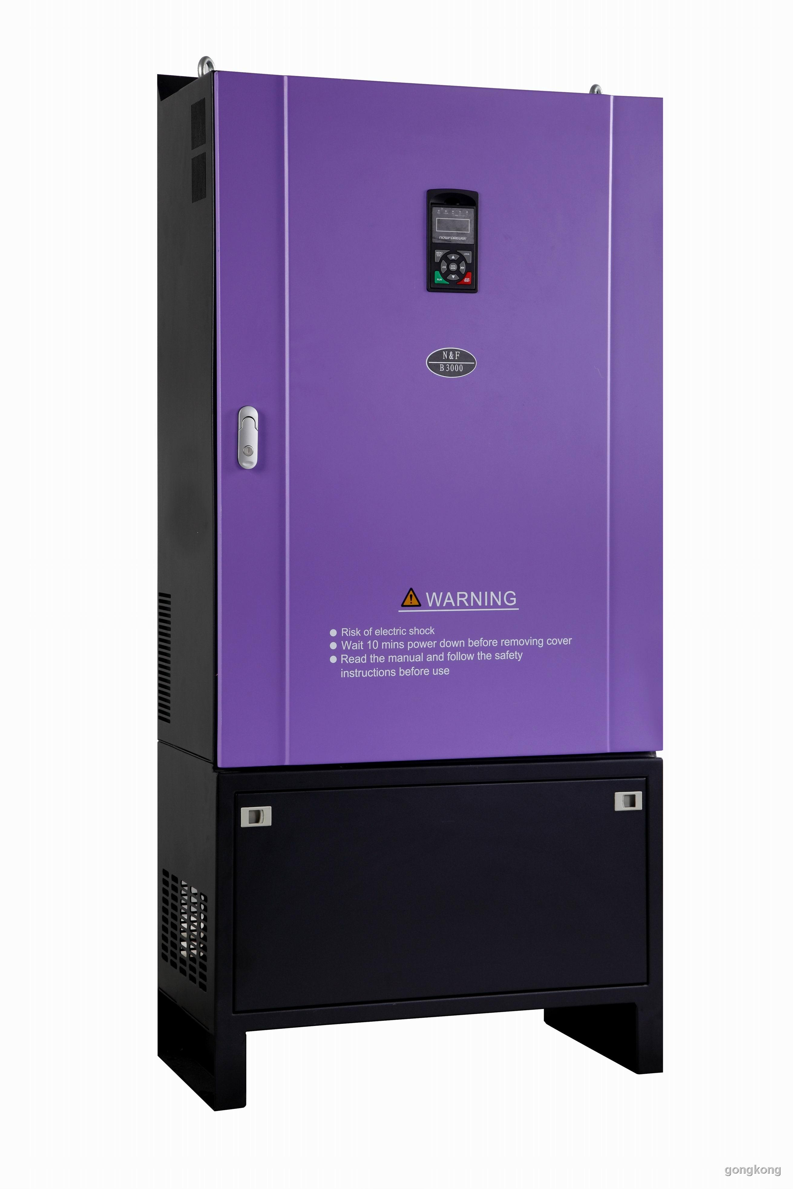 南方安華 B3000系列(132∼200 kW)變頻器
