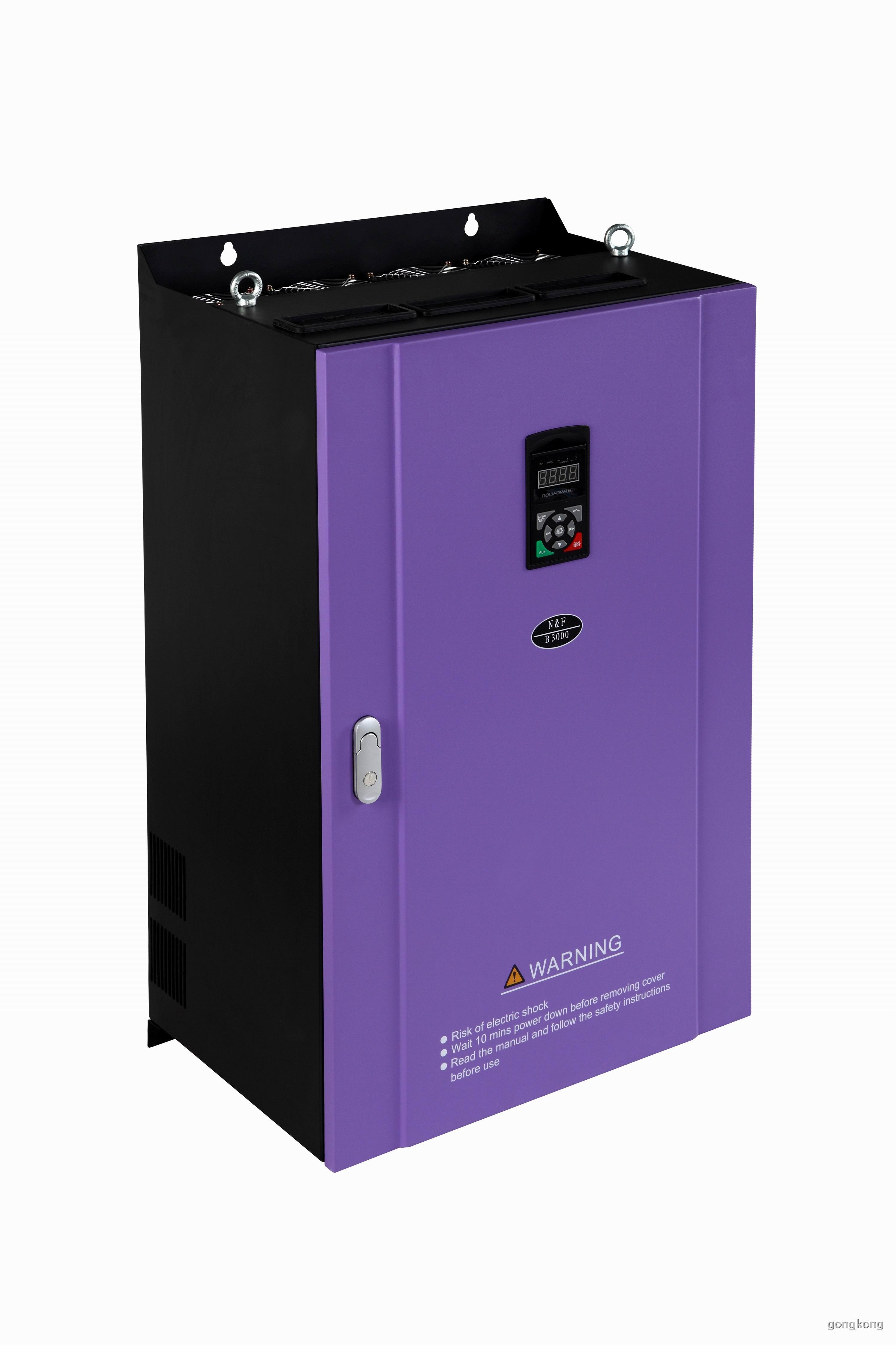 南方安華 B3000系列(220∼280 kW)變頻器