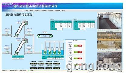 城市排水远程监控系统