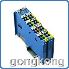 WAGO I/O-SYSTEM 750-663系列模块安全性能与防爆性能兼具