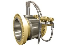 艾默生Daniel 用于液化天然气高精度流量计量的3818型液体超声波流量计