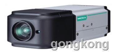 Moxa 强固型昼夜高清H.264变焦IP摄像机 VPort 56-2MP系列