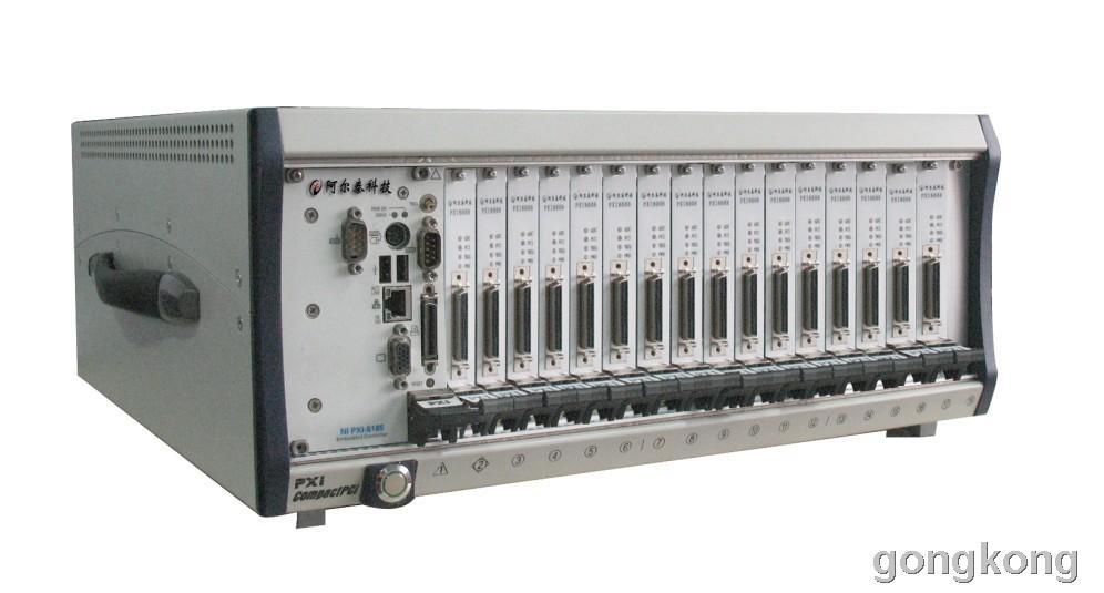 阿爾泰科技PXIC-7318- 3U儀器PXI機箱